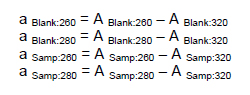 Compute Bichromatic Results for each sample well (Step 3)