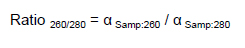 Collect Raw Sample Data for each sample well (Step 1 for Samples)