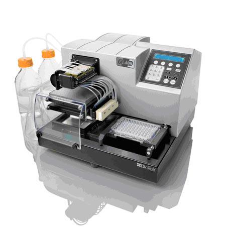 EL406 Microplate Washer Dispenser.