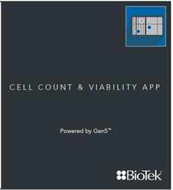 Cell Count & Viability App