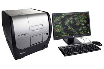 Cytation 3 Cell Imaging Multi-Mode Reader
