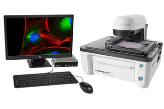 Automated digital microscopy up to 100x