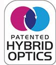 Patented Hybrid Optics