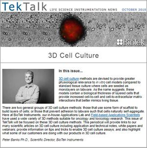 TekTalk Newsletter - Archive