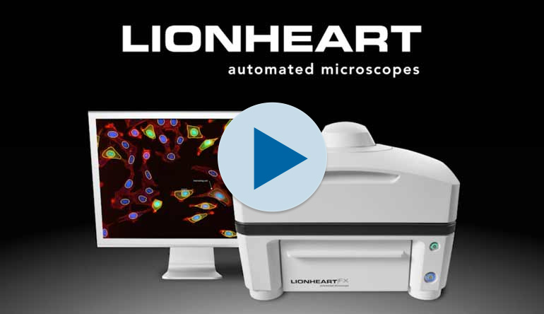 Lionheart Automated Microscopes