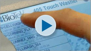 Product Tutorial:405 Touch Touchscreen Introduction