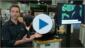 Cytation 5 at SLAS 2015